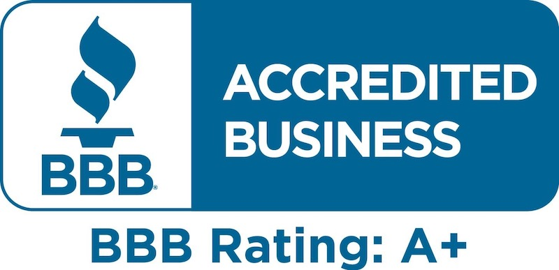 Better Business Bureaus A+ Accredited